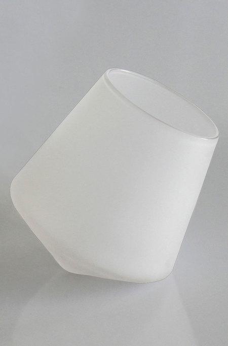 Sempli CUPA Frosted Wine Glasses