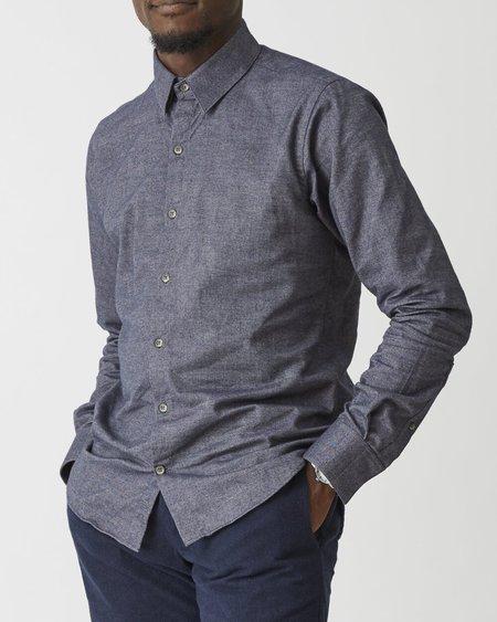 18Waits Dylan Shirt - Salty Blue
