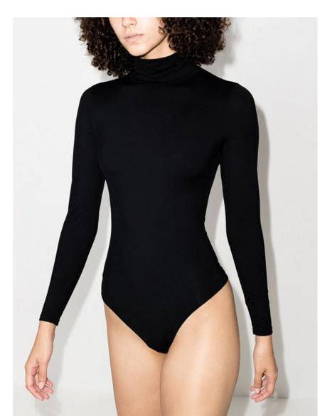 LADYBIRD Spanx Turtleneck Bodysuit - Black