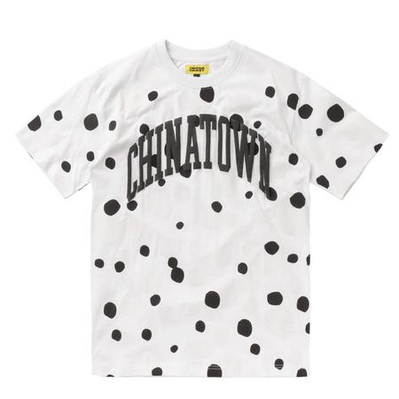 Chinatown Market UV Dots Tee - White