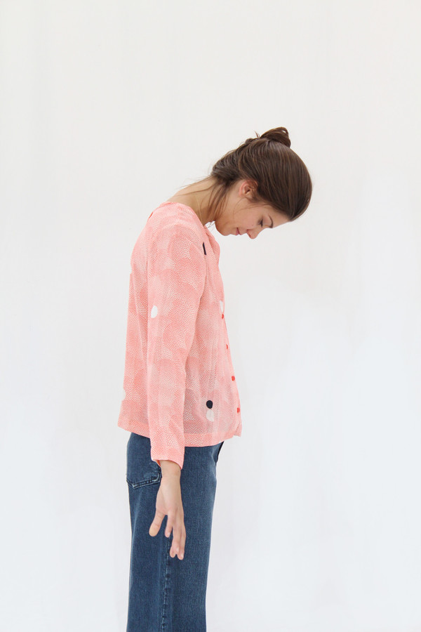 Rodebjer Indus Moons Blouse