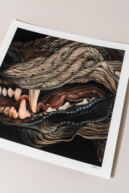 Alex Reisfar Howl Print