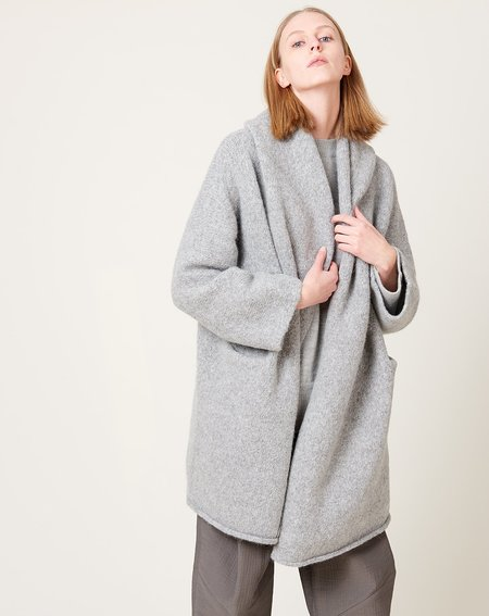 Lauren Manoogian Capote Coat - Baltic