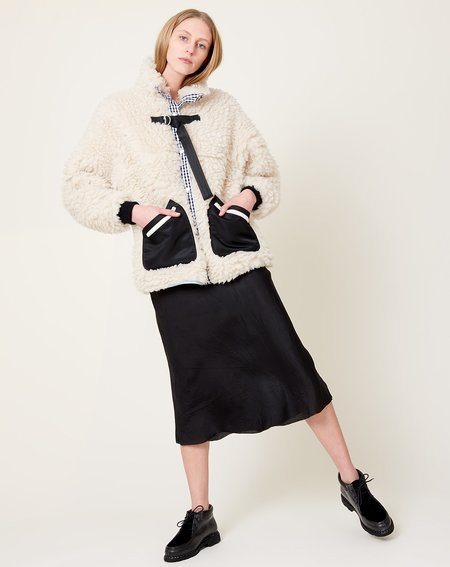 Sandy Liang Seven Fleece - Cloud