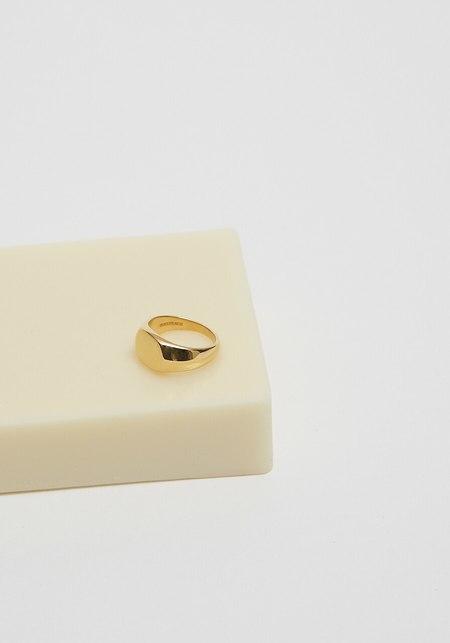 Maria Black Gordon Signet Ring