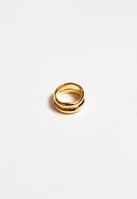Wolf Circus Sophie Ring - Gold