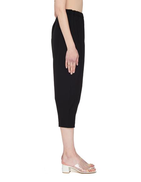 Comme des Garcons Wide-Leg Cropped Trousers