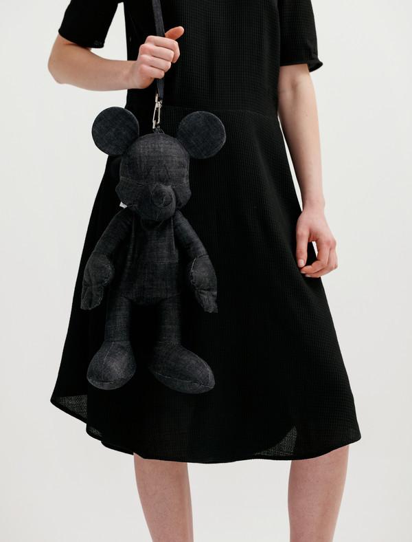 Christopher Raeburn Womens Mickey Mouse Bag Denim