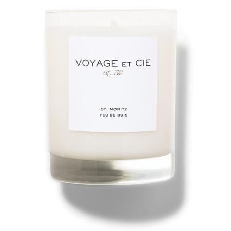 Voyage Et Cie 'Feu De Bois' St. Moritz Candle