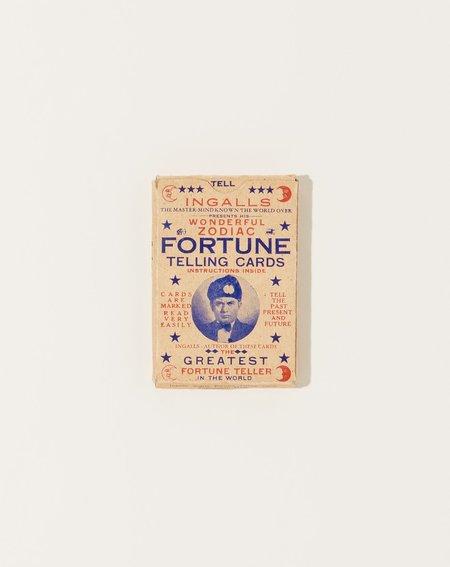 Vintage Ingalls Fortune Telling Cards