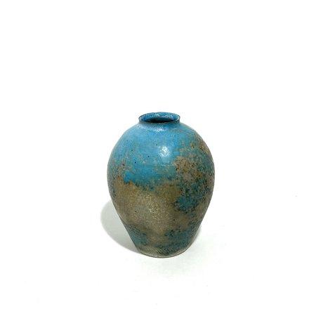 Makiko Hicher-Nakamura Bud Vase - Blue