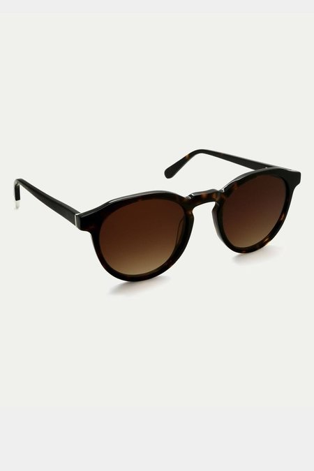 Unisex Pala Eyewear Lich Sunglasses - Havanna