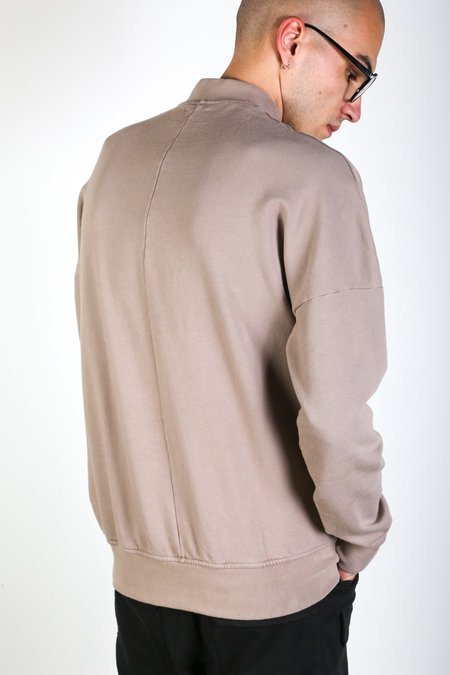 machus The Mock Neck - Fossil