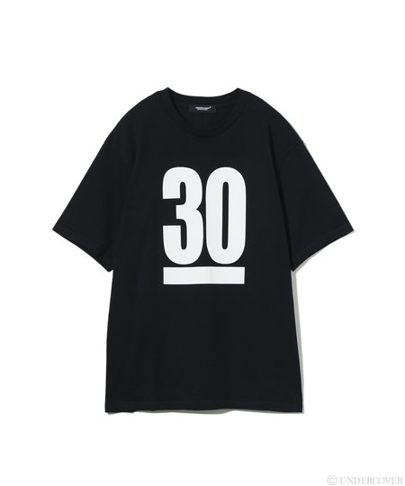UNDERCOVER 30th Anniversary S/S Tee - Black