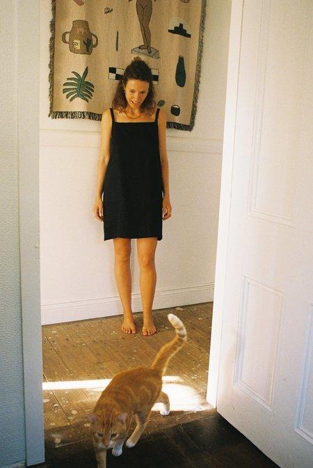 Mimi Holvast Strappy Dress - Black