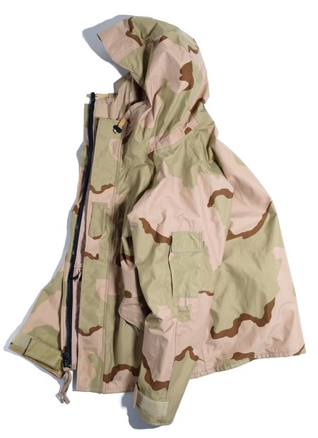 Vintage ECWCS Gore-Tex Jacket - 3C Desert Camo