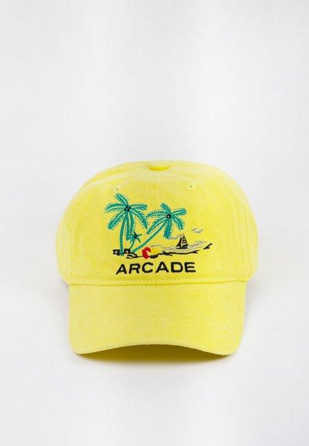 ARCADE Holiday Hat - yellow