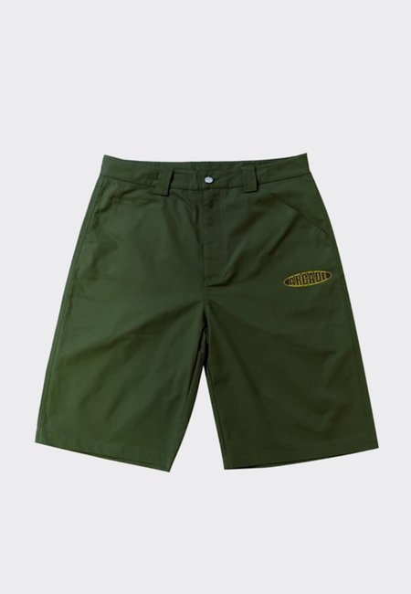 ARCADE Work Short - army green