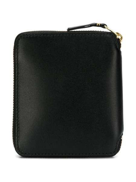 COMME DES GARCONS classic zip-around Large wallet - Black