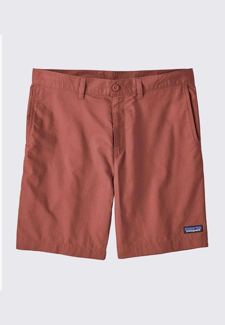 Patagonia 8inch Light Weight All-Wear Hemp Shorts - spanish red