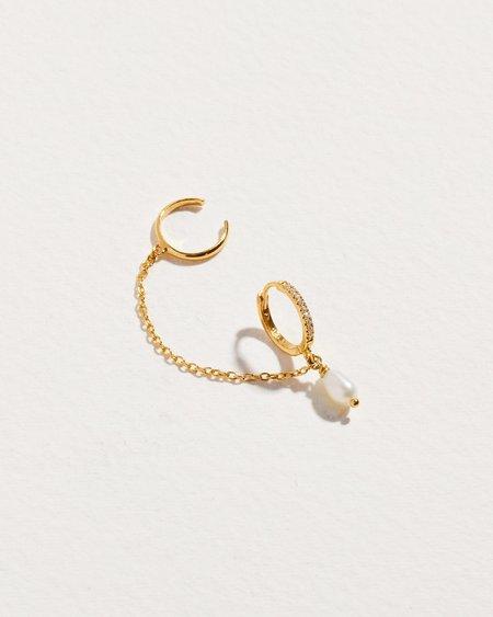 Pamela Love Sara Ar Chain Cuff
