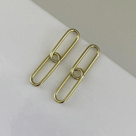 Merewif Agnes Studs earring - Gold
