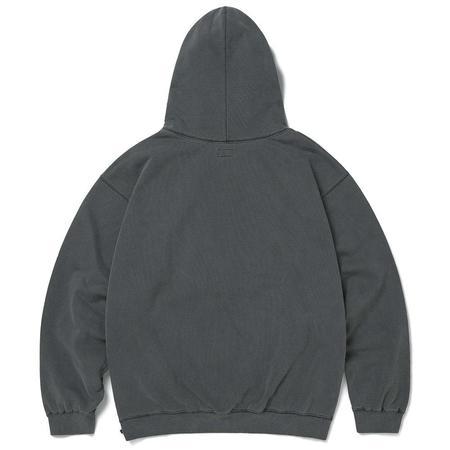 ThisIsNeverThat L-Logo Hooded Sweatshirt - Charcoal