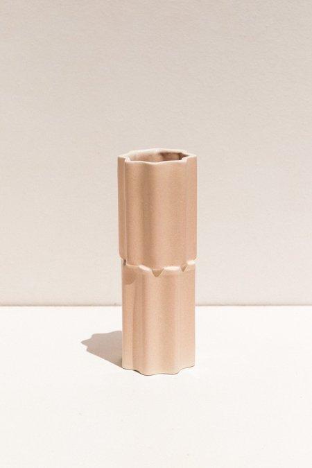 Ella Reweti Tilde Stacked Vase - Saltlake