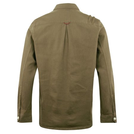 PAUL SMITH LS Casual Fit Shirt - Brown