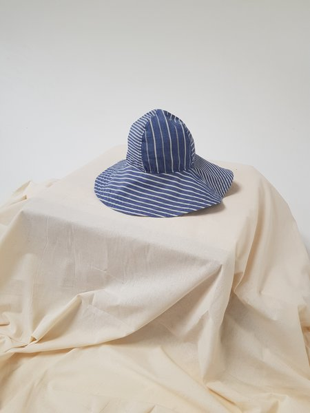 Lois Hazel Summer Hat - Blue
