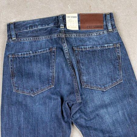 C.O.F. Studio M2 Regular Authentic Aged Jeans