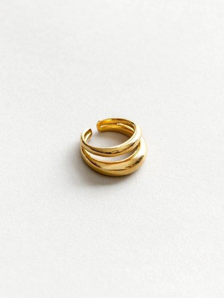Wolf Circus Kori Ring - Gold