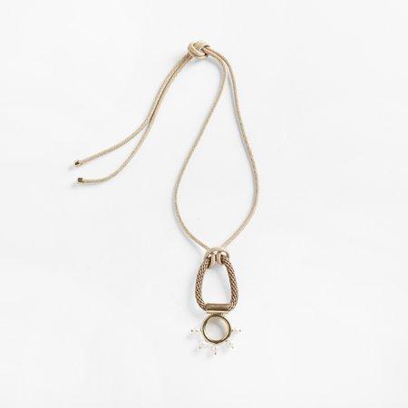 PICHULIK Seraphim Pendant Necklace - Silver