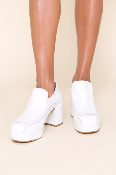 """""""INTENTIONALLY __________."""" TROY Shoes - White"""