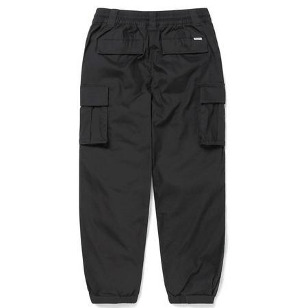 ThisIsNeverThat Multi Cargo Pant - Black