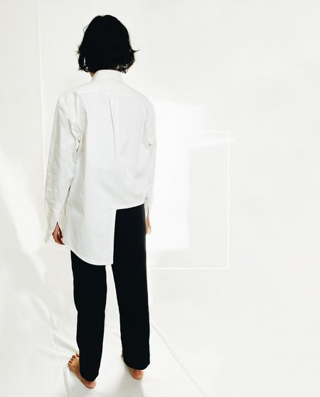 Maison Ogé The French Cut Long sleeve - White