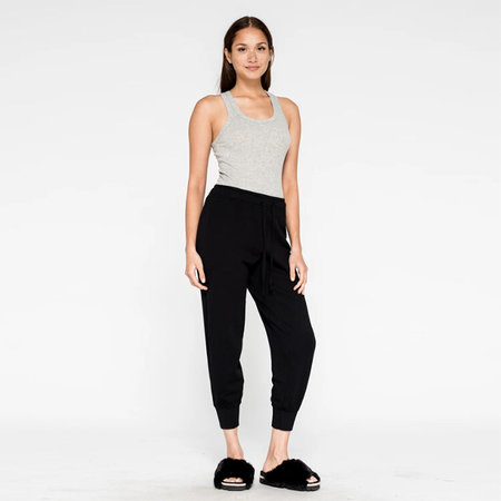 Wilt Basic Easy Fit Jogger - Black