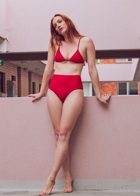 baaby The Audrey Brief - Red Velvet