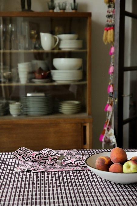 Erica Tanov tablecloth - jacobsen