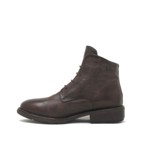 P. Monjo laced boots - brown