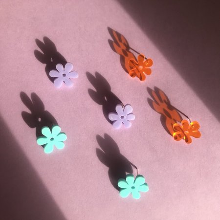 Wasted Effort Wallflower Studs