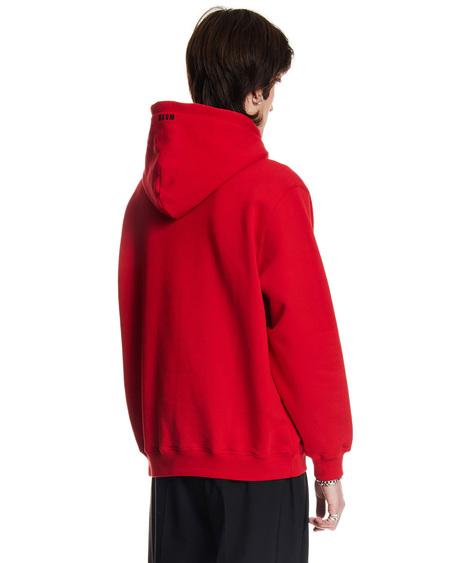 MSGM Dario Argento x MSGM Sweatshirt - Red