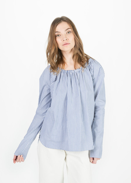 Organic by John Patrick Long Sleeve Off Shoulder Top