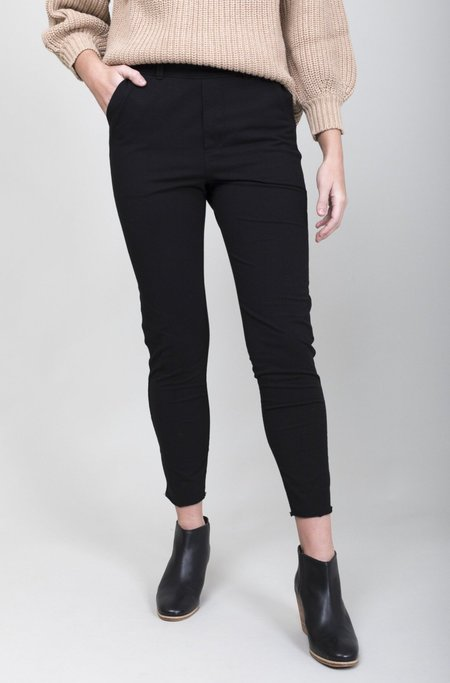 Tee Lab The Trouser Legging - Black
