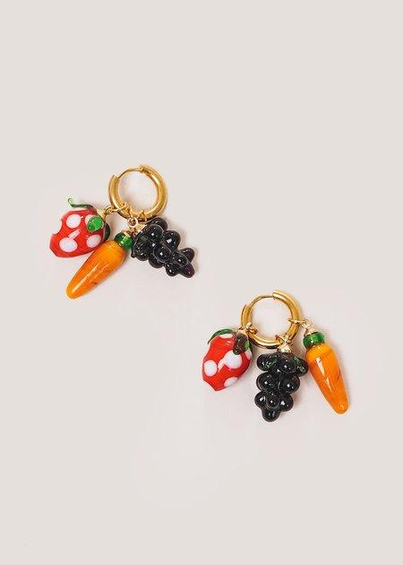 NINFA Vitamin Earrings - Multi