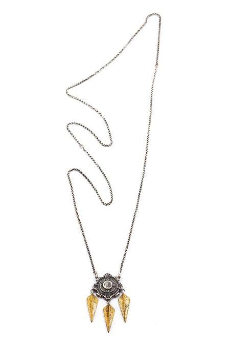 KT Jewel Dream Catcher Necklace