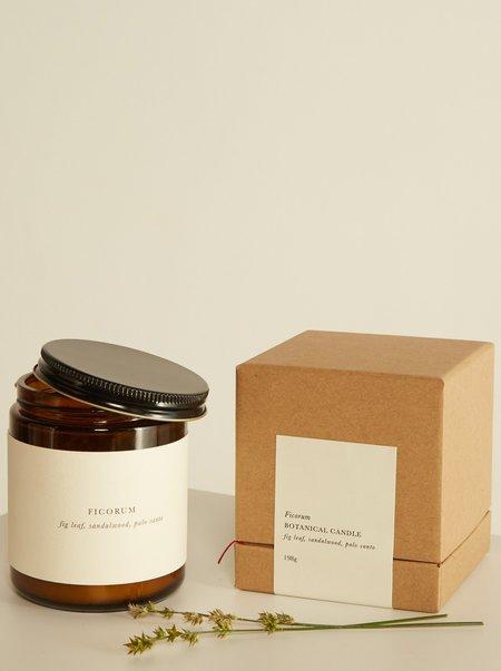 Barratt Riley & Co Ficorum Botanical Candle