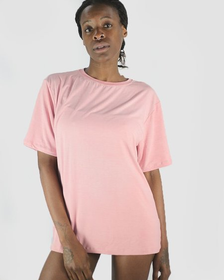 HARA THE LABEL Yoko Classic Tee Shirt - Pink