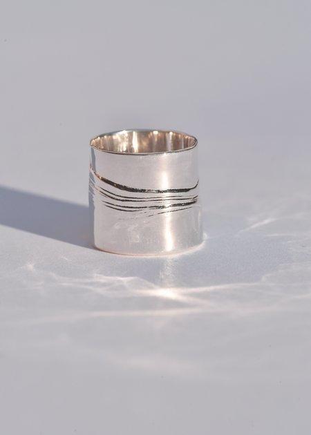 Leigh Miller Aurora Ring - Sterling Silver