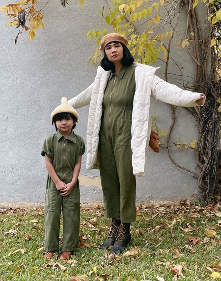 Noble Utility Suit - Olive